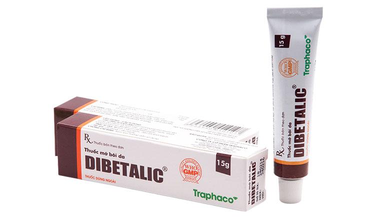 dibetalic là thuốc gì