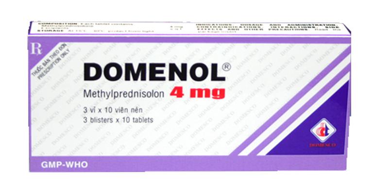 Domenol là thuốc gì