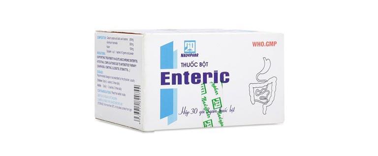 Enteric thuốc