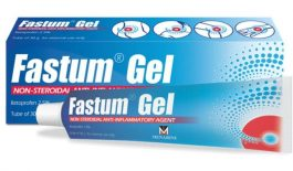 Thuốc chống viêm fastum gel
