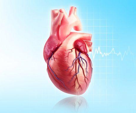 vẩy nến và động mạch tim