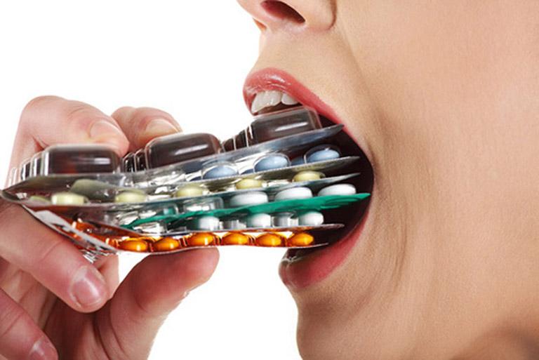 vitamin B6 và tương tác thuốc