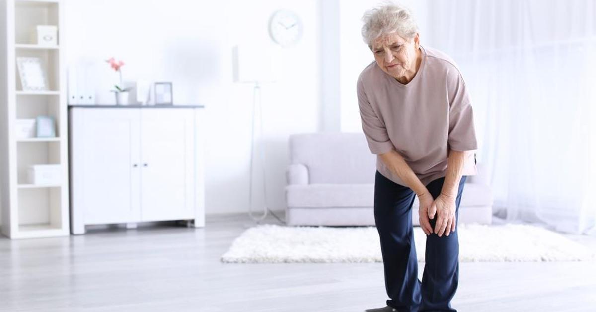 loãng xương ở người già
