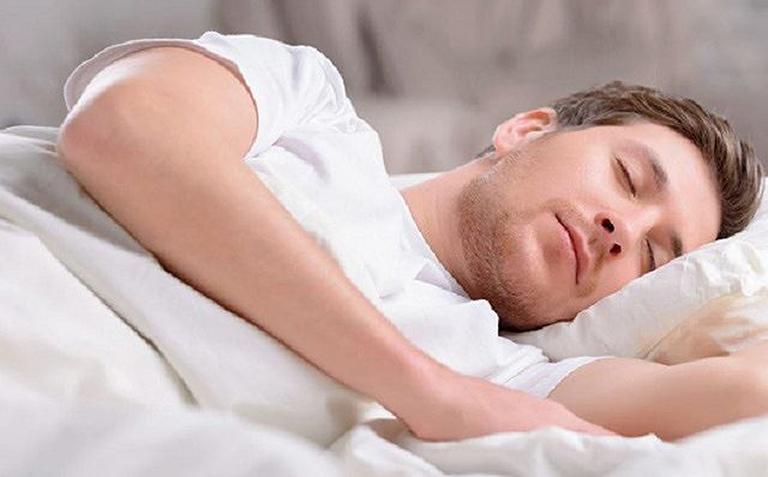 lý do ngủ đủ tốt cho sức khỏe
