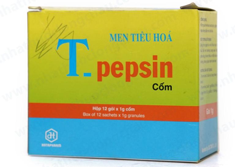 Men tiêu hóa Pepsin