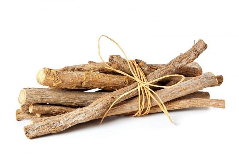 Mẹo chữa ợ nóng bằng rễ cam thảo