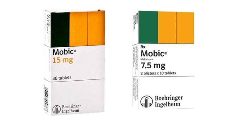 giá thuốc mobic 15mg
