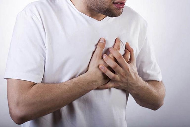 nguyên nhân và triệu chứng của ợ nóng