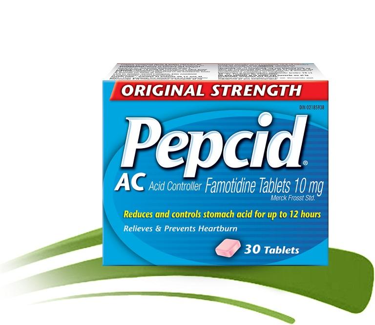 Thuốc Original Strength Pepcid AC