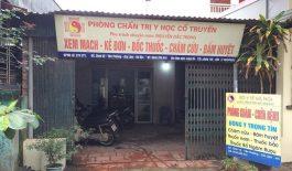 Phòng chẩn trị Y học cổ truyền - Lương y Nguyễn Đắc Trọng
