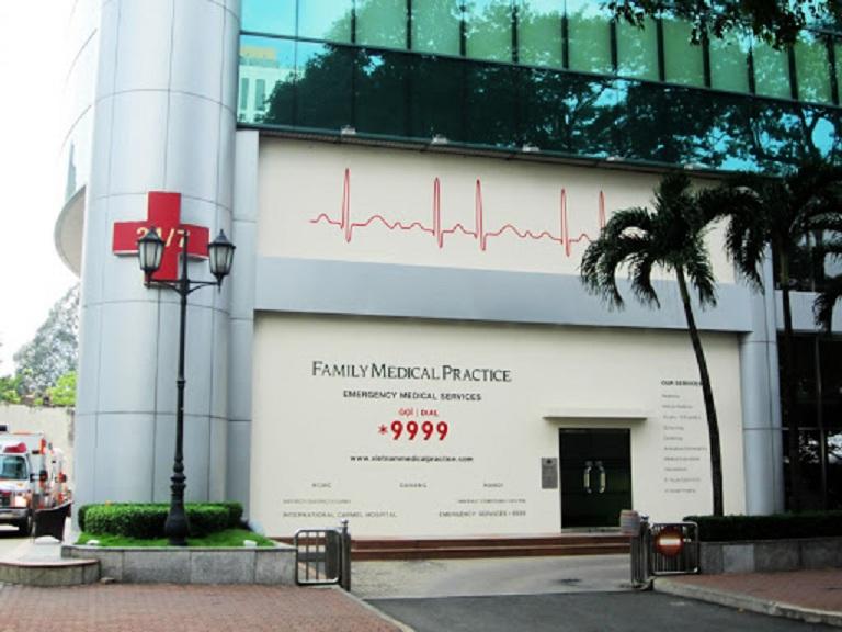 phòng khám Family Medical Practice