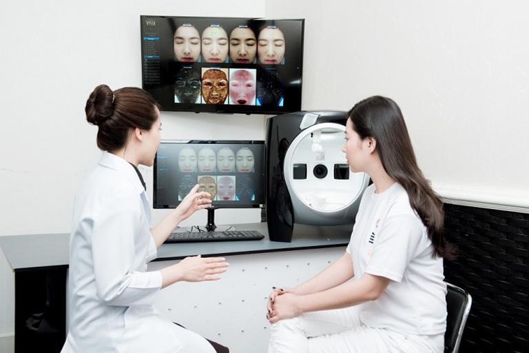 Phòng khám Chăm sóc da - Bệnh viện Đại học Y Dược
