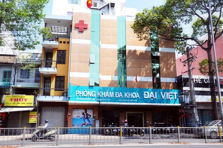 Phòng khám đa khoa Đại Việt