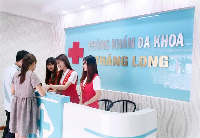 Phòng khám đa khoa Thăng Long