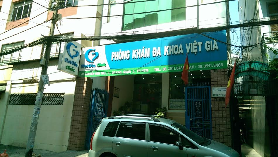 Phòng khám đa khoa Việt Gia