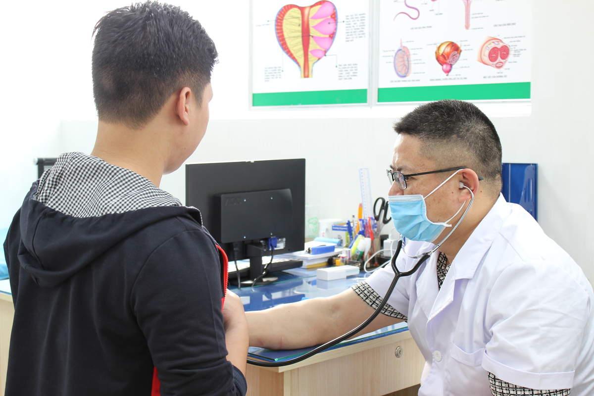 phòng khám Nam khoa bệnh viện Đại học Y dược Tp.HCM