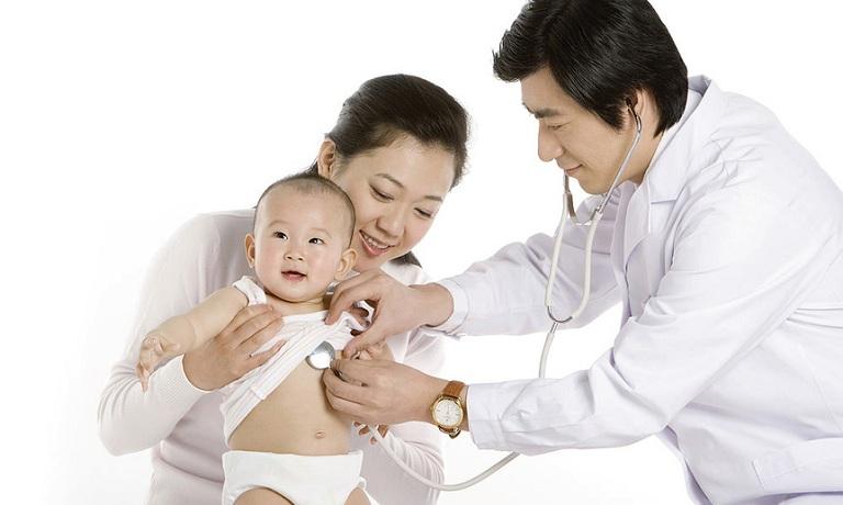Phòng khám nhi bác sĩ Phan Tứ Quí