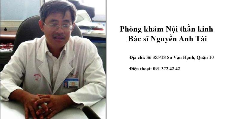 Phòng khám Nội thần kinh - Bác sĩ Nguyễn Anh Tài