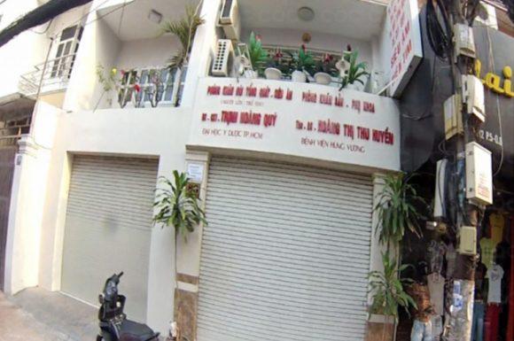 Phòng khám Sản Phụ khoa - Bác sĩ Hoàng Thị Thu Huyền