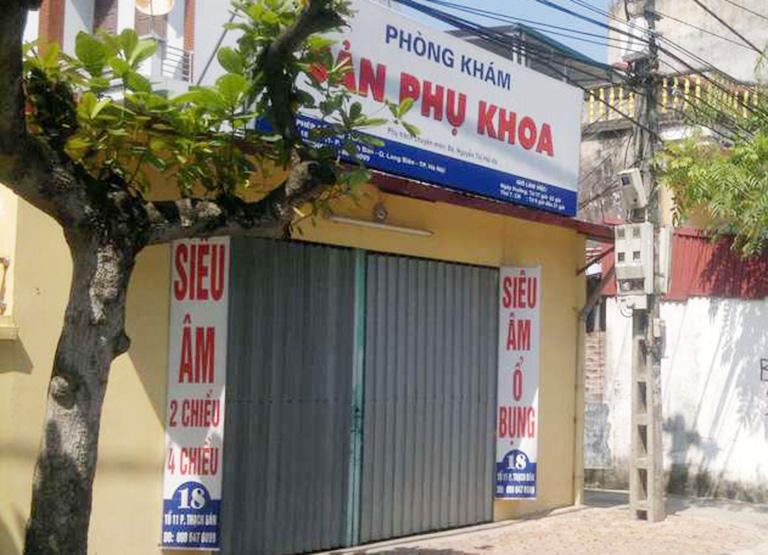 Phòng khám Sản phụ khoa - Bác sĩ Nguyễn Thị Hải Hà