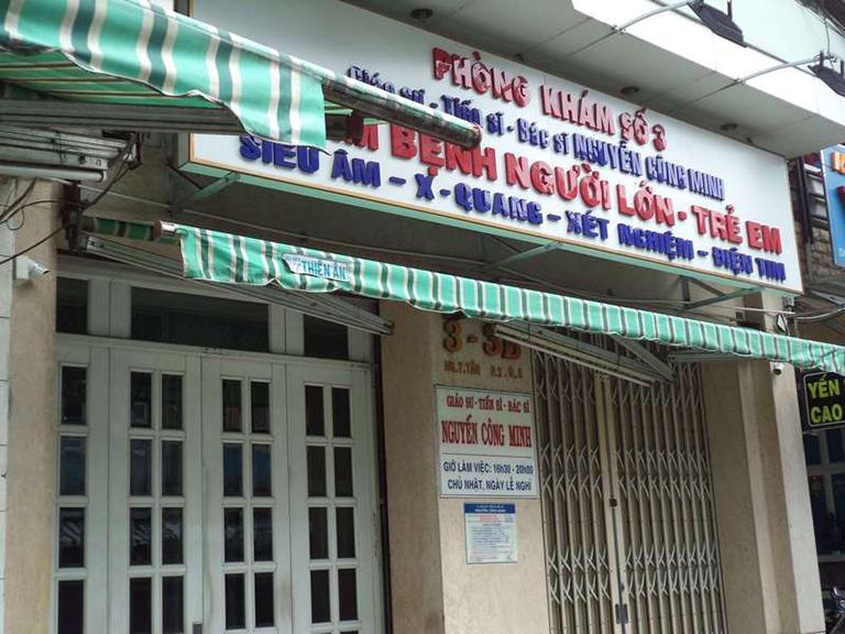 Phòng khám số 3 - Bác Sĩ Nguyễn Công Minh