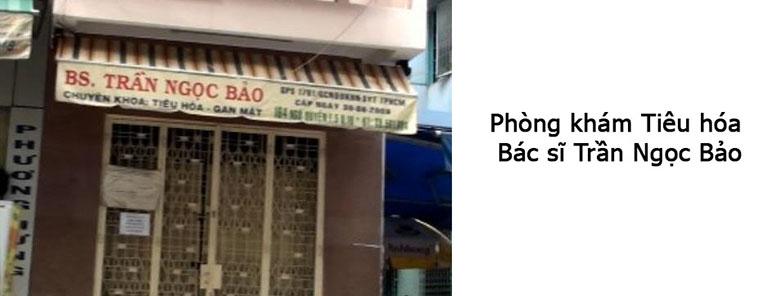 Phòng khám Tiêu hóa Bác sĩ Trần Ngọc Bảo