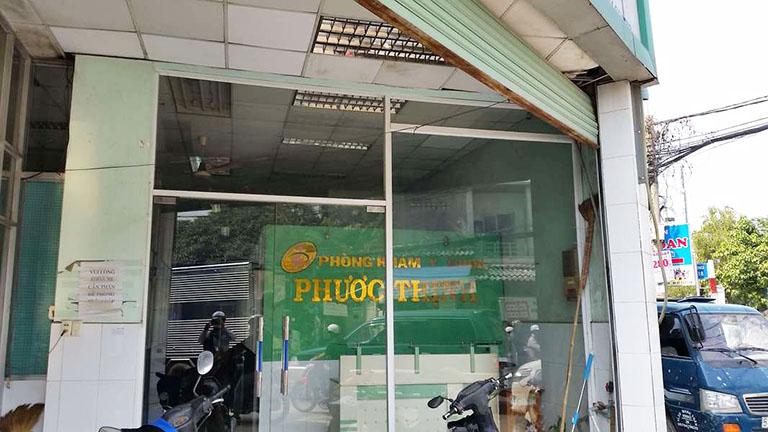 Phòng khám Y khoa Phước Thịnh