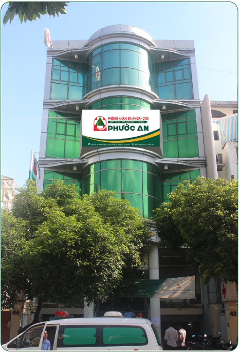 Trung tâm Y khoa Phước An 5