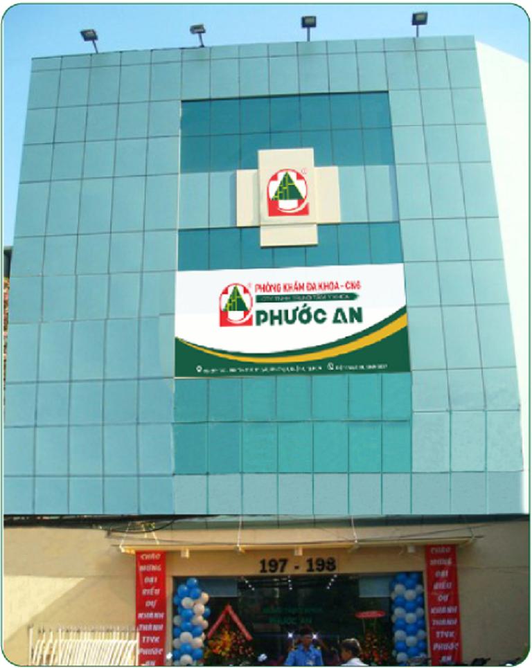 Trung tâm Y khoa Phước An 6