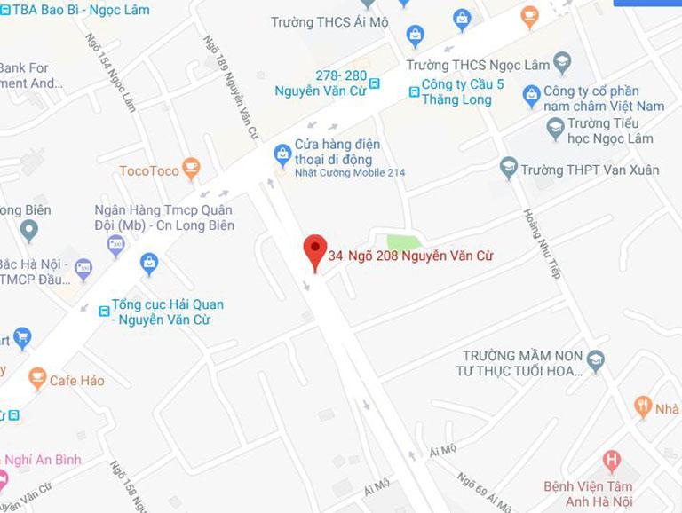 chi phí phòng khám Nhi bác sĩ Phan Thị Thanh Bình
