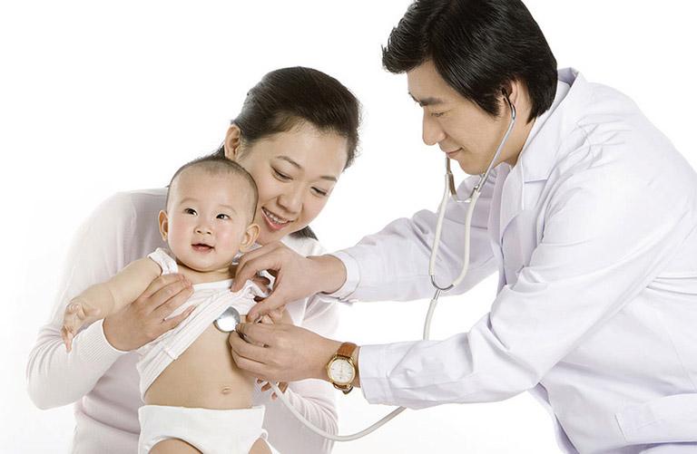 phòng khám Nhi khoa của bác sĩ Nguyễn Lê Tuấn