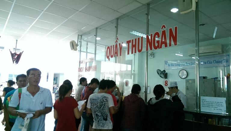 Quy trình khám chữa bệnh tại bệnh viện quận tân phú