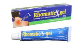Thuốc Rhomatic gel