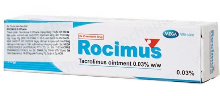 Thuốc Rocimus
