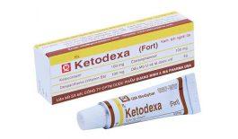 Ketodexa F là thuốc gì? Giá bao nhiêu?