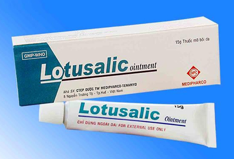Lotusalic là thuốc gì?