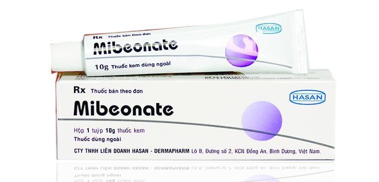 Mibeonate là thuốc gì?