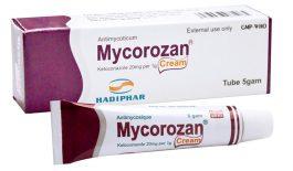 Mycorozan là thuốc gì?