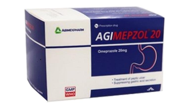 thuốc Agimepzol