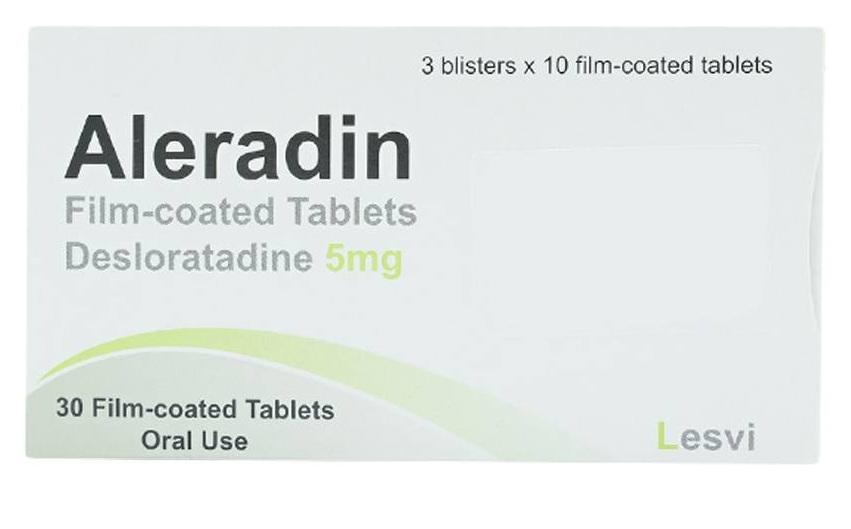 thuốc Aleradin