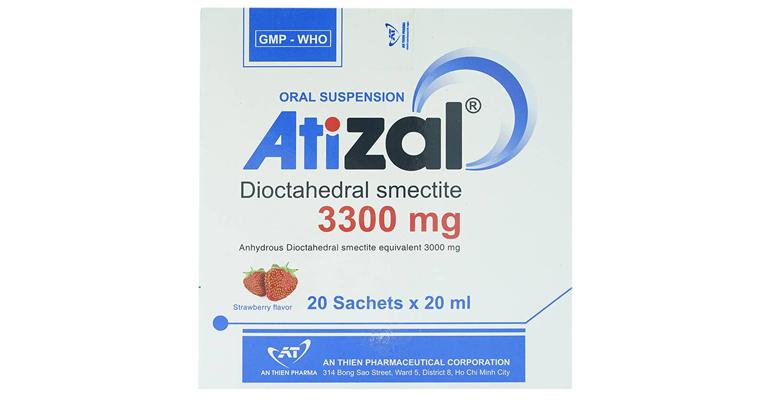 thuốc atizal có tác dụng gì
