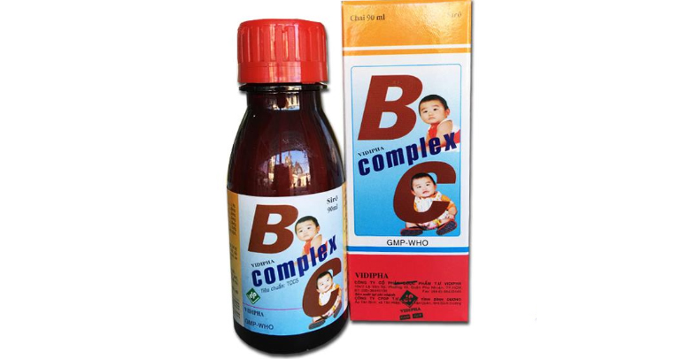 B Complex C siro