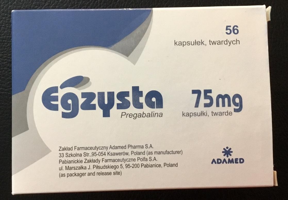 Thuốc Egzysta- công dụng thuốc egzysta 75mg giá thuốc egzysta 75mg giá thuốc egzysta 50mg thuốc egzysta 50mg giá bao nhiêu