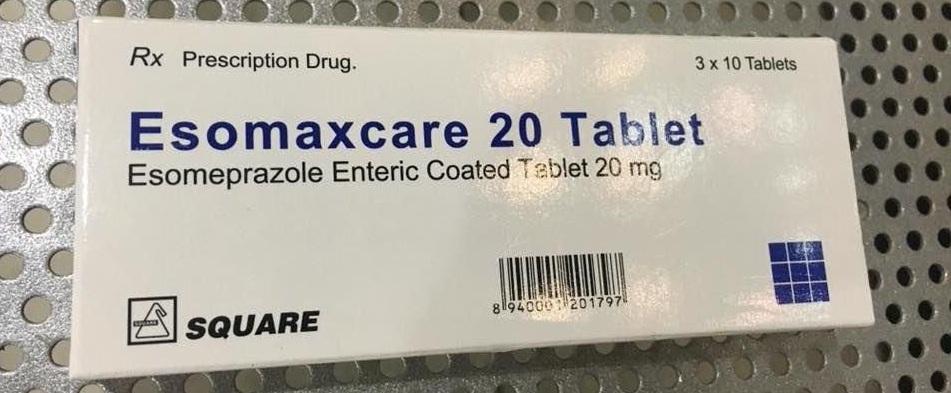 thuốc Esomaxcare