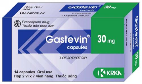 Thuốc Gastevin