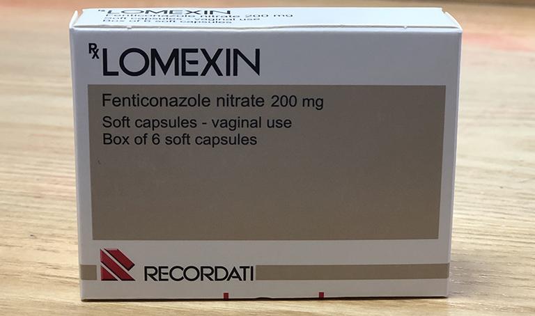 giá thuốc lomexin 600mg
