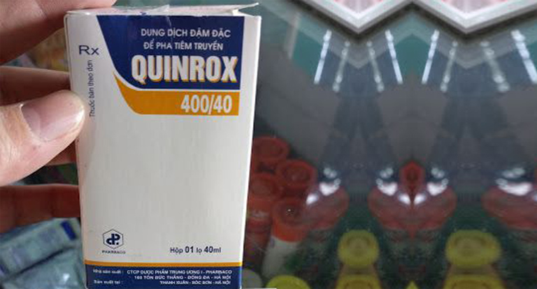 thuốc quinrox 500
