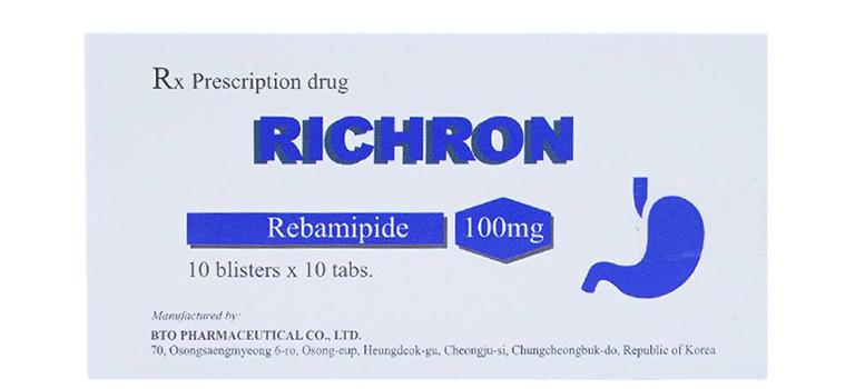 thuốc richron 100 mg