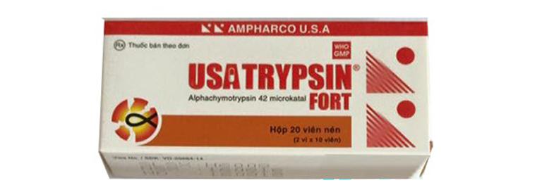 thuốc usatrypsin
