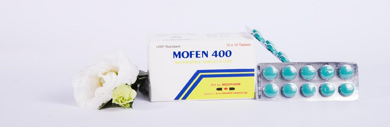 Thuốc giảm đau Mofen 400 mg